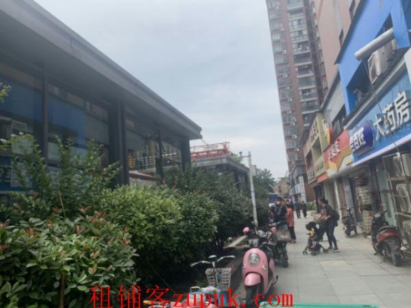 复兴路地铁口人民医院旁100㎡餐饮店转让