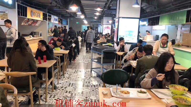 八佰伴商圈外卖旺铺,适合沙拉小龙虾炒饭香锅果切