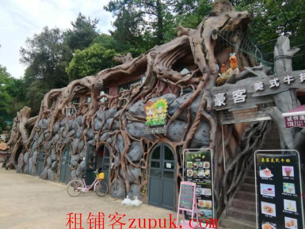 东湖风景区内160㎡特色餐饮店转让