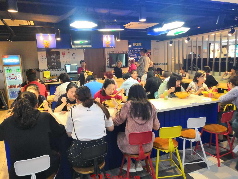 美食城档口,地铁口位置可堂吃跟外卖,餐饮执照已办好