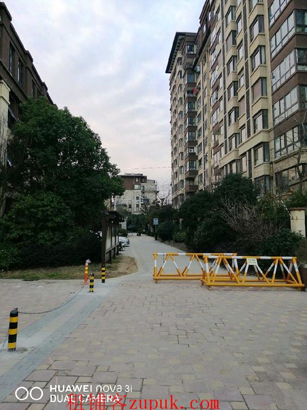 无转让费秦淮区临街可隔二层门面出租