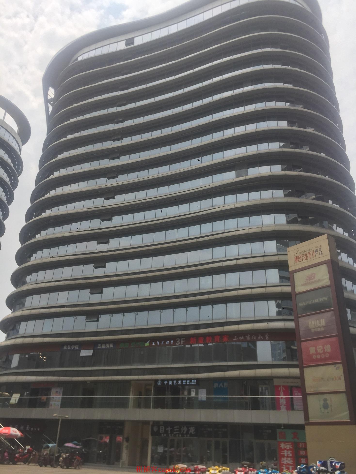 西环广场3楼旺铺整租或分租(个人,无转让费)