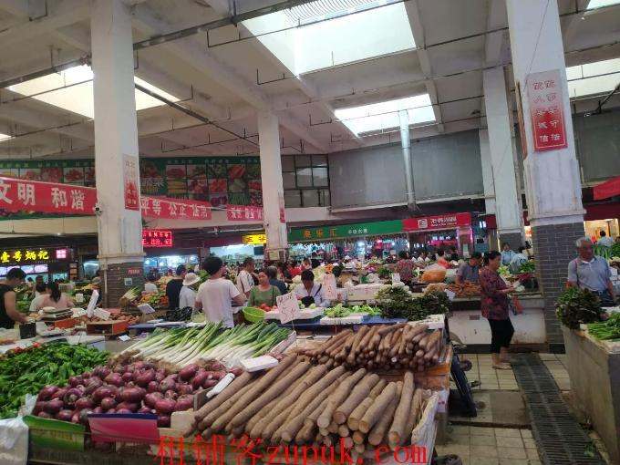 菜市场快餐小吃店转让行业不限