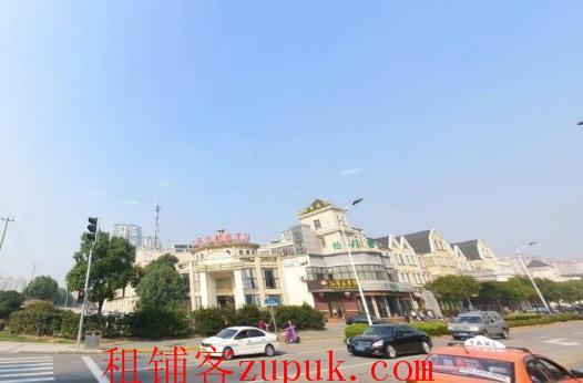 上海金山百联附近龙胜东路868号商铺出租