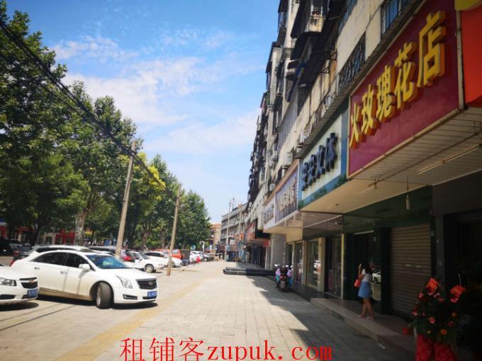 汉南纱帽正街87平米餐饮门面空转