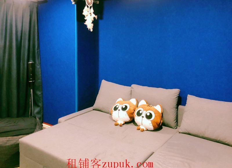 江汉区万科金色家园二期私人影院转让