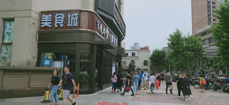 天河燕塘临街门面,可小吃饭食点心,证照齐全人超多