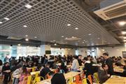 明火重餐饮旺铺 滨江万人园区一楼 一公里唯一就餐点