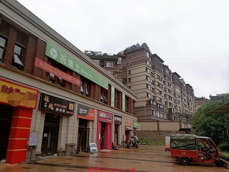 小河万科花城正门260平铺面出租