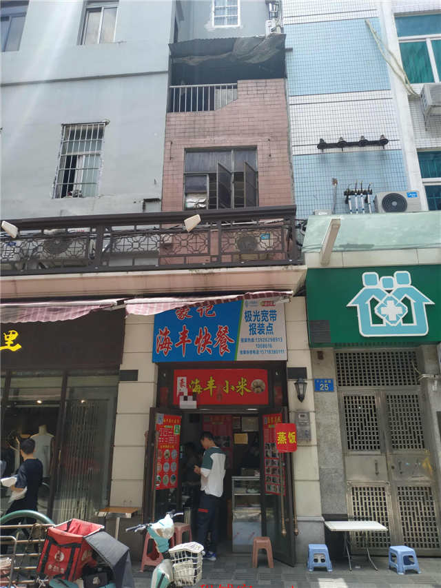 临街独栋商铺 十八甫路 男装批发市场西关大厦十三行女装