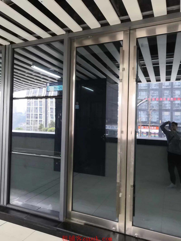 未来方舟D11组团临街旺铺出租