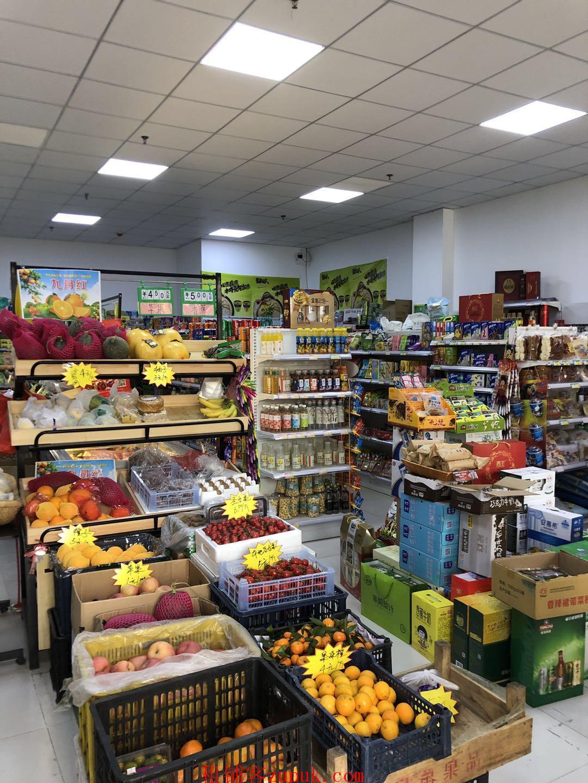 盈利中临街超市带货整体转让,到手就可经营