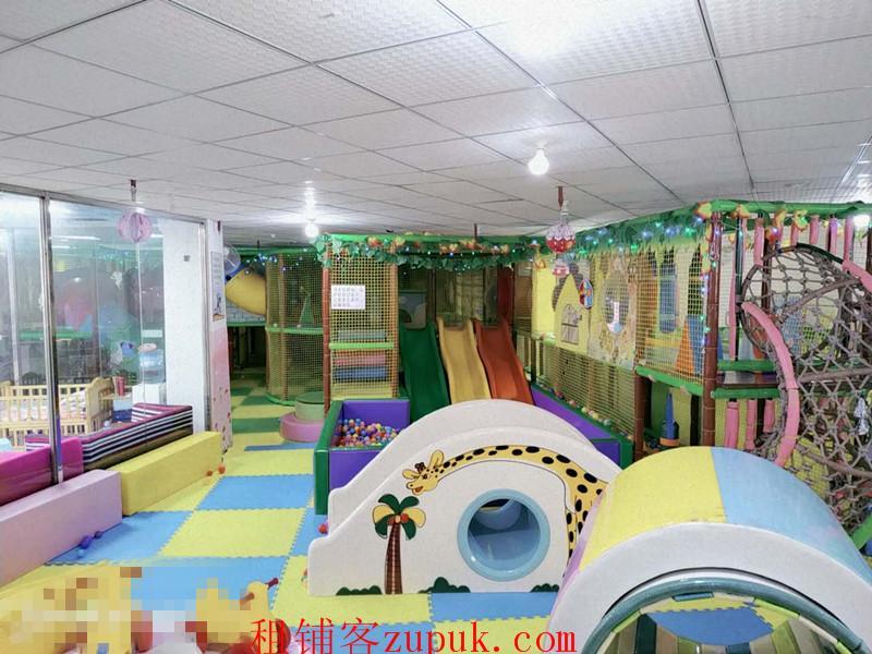 盈利儿童乐园低价转让,需要的速来