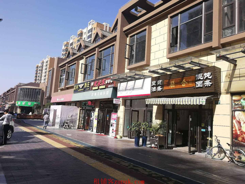 金山卫镇黄金地段沿街店铺 居民区环绕 客源稳定 统一管理