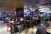 临平南苑地铁口附近美食广场商铺出租
