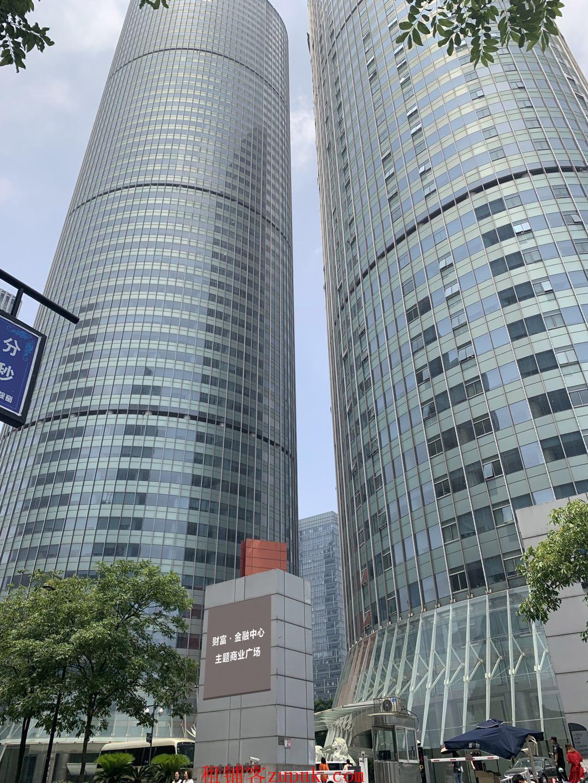 钱江新城写字楼负一层主题商业广场招商38-500平方米