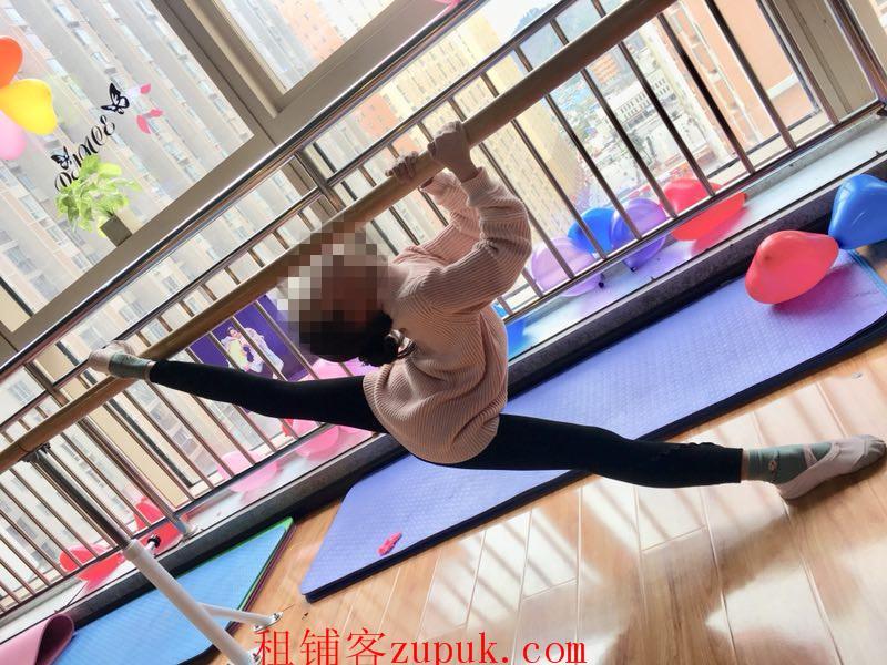 花果园M区舞蹈培训工作室低价转让
