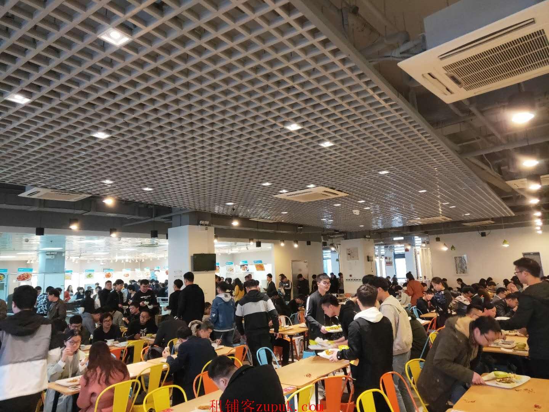 滨江垃圾街写字楼配套餐饮小吃旺铺 执照齐全 外卖覆盖大学城