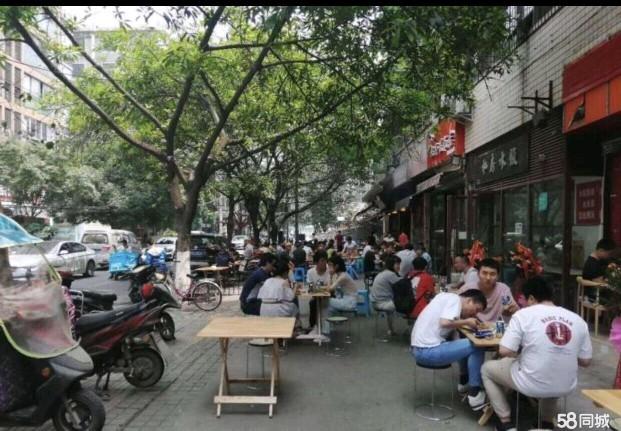 市中心太升路绝佳餐饮店转让