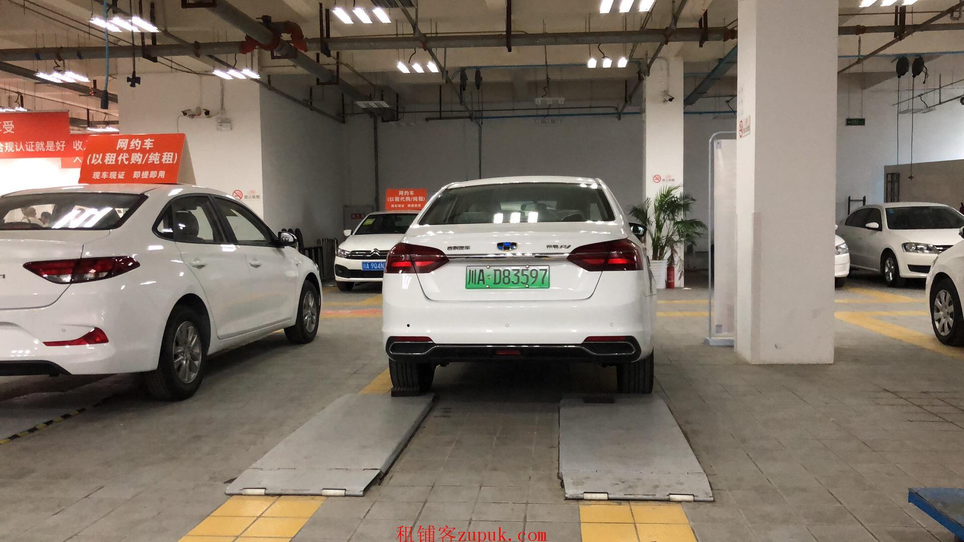 2400平汽车展厅转让 4S店商圈 锦泰检测站旁滴滴车主之家