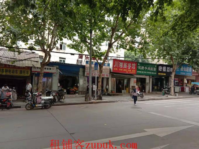 街道口石牌岭路28平米小吃餐饮酒楼转让