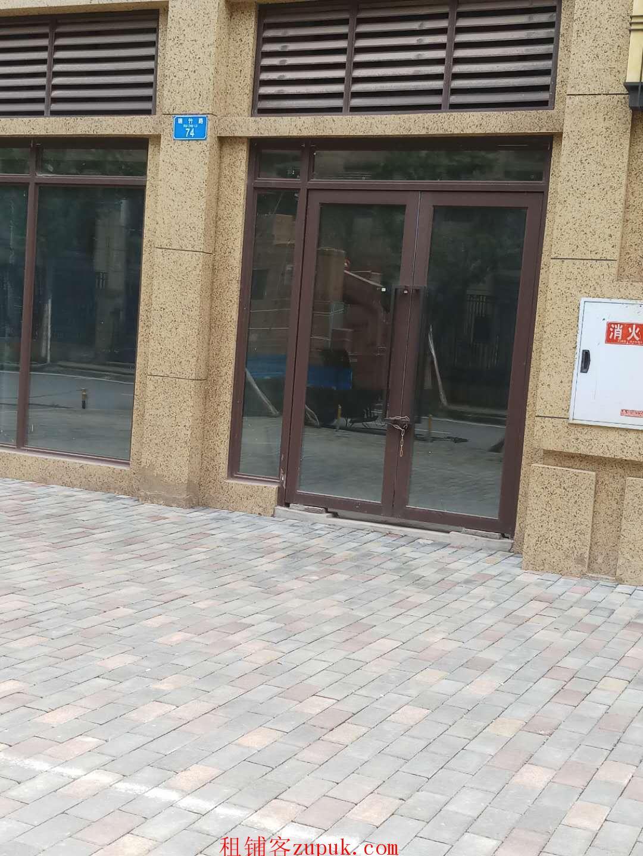 巴南区珠江城临街门面出租,大社区,价格便宜
