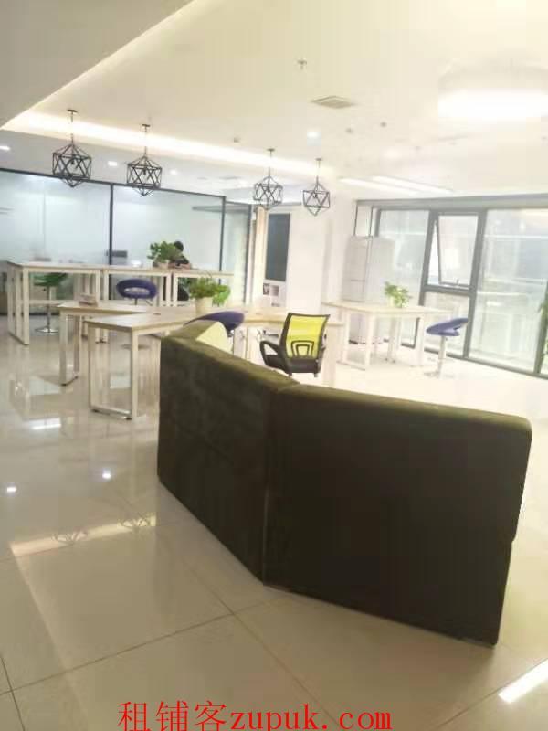 杭州下城区精装写字楼出租,可注册地址,家私俱全,拎包办公
