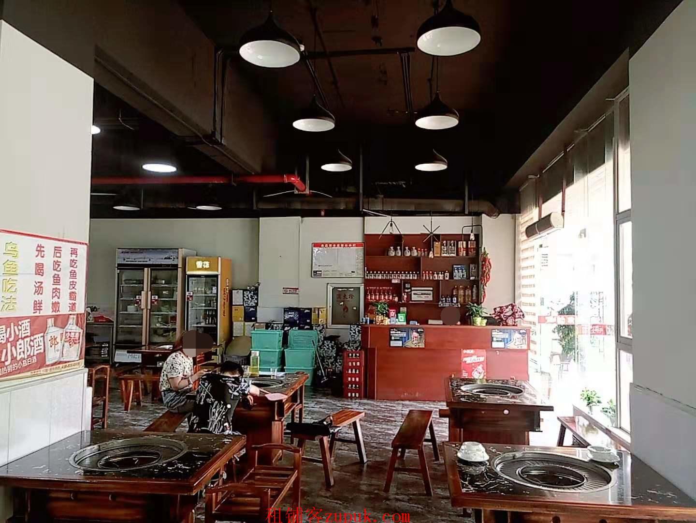 小河长江路134平餐饮店转租