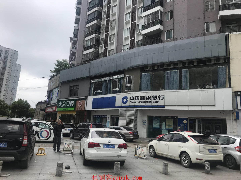 解放大道同济医院附近2楼1500平商铺,展示面50米