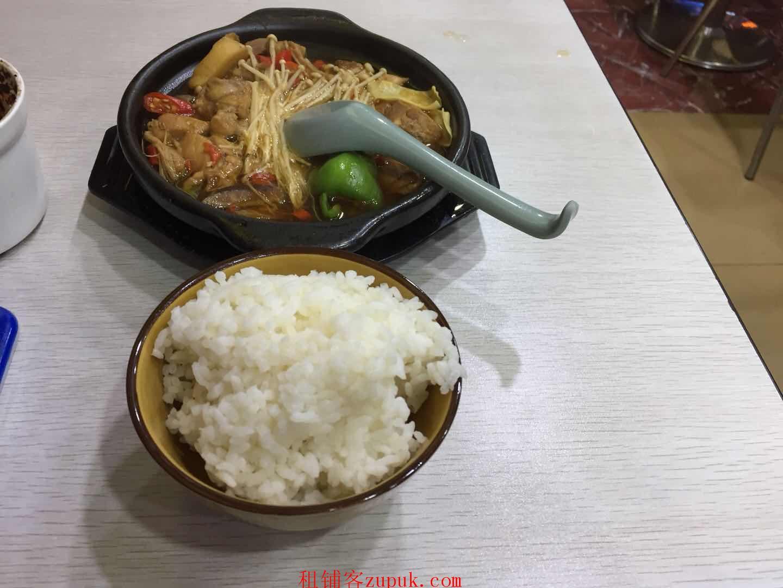 蓝田红树湾天远广场商业区永辉超市出口美食街有一黄金商铺转租