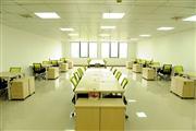 【创富港大面积办公室来了】东新路精装修办公卡位、 办公室直租