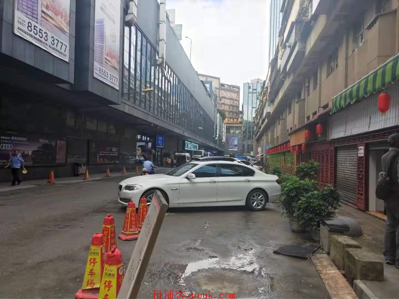 鸿通城临街门面房东直租