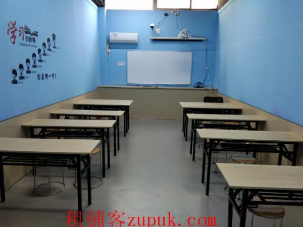 武泰闸烽火路800㎡培训学校转让