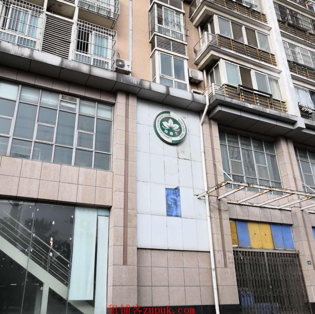 门面出租 徐汇区中环 地铁口 招教育机构储藏生鲜超市
