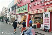滨江垃圾街沿街餐饮小吃旺铺 可明火外摆 客流超大