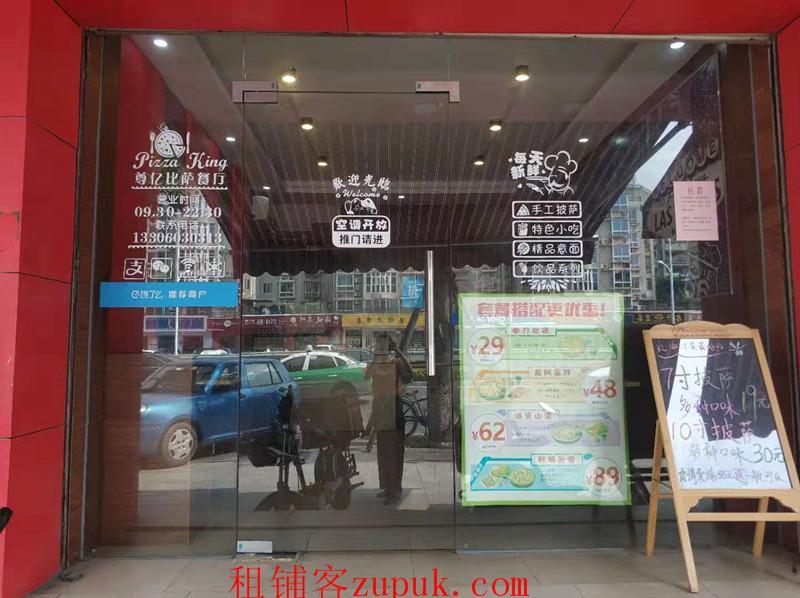 杏东路临街门面生意转让,三层可睡觉