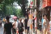 东风中路,小吃店门口大客流人多,证照齐全位置好