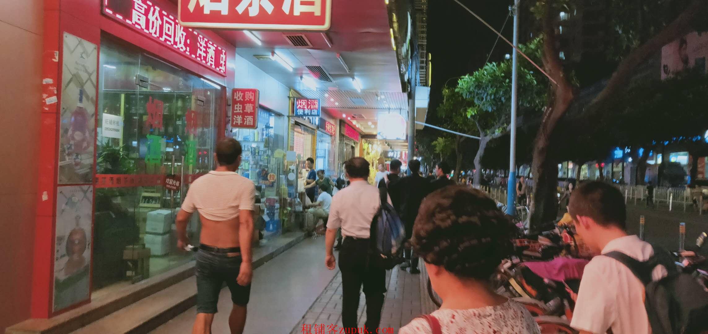 北京路-地铁站,小吃店人超多,可各种餐饮生意好做