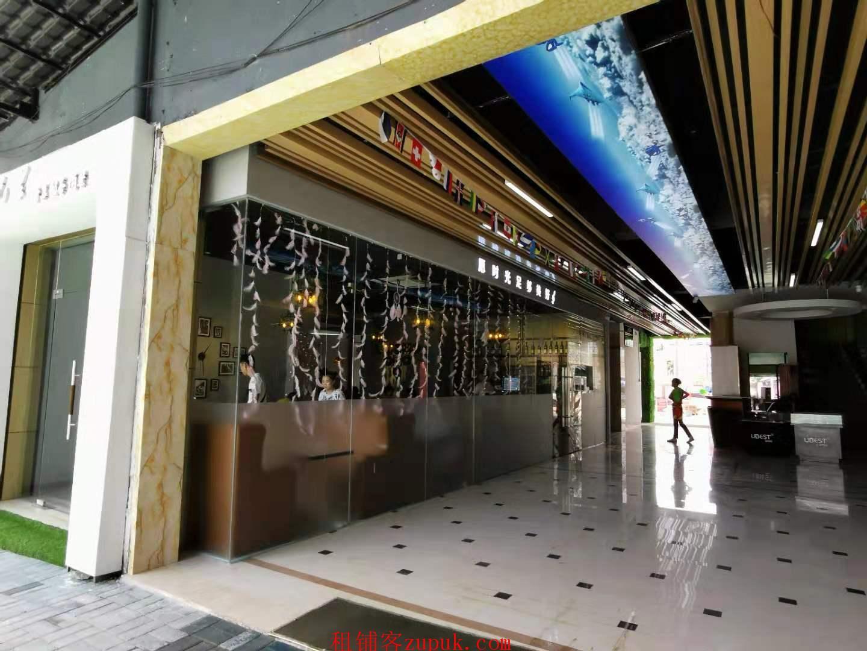 500平方火锅餐馆南沙区东涌番禺周边商业街店铺出租