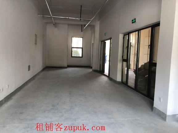中海国际社区C3小区入口一层72平米旺铺