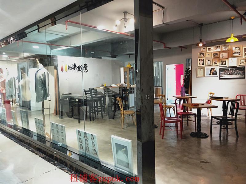 花果园国际中心私人影楼工作室生意转让