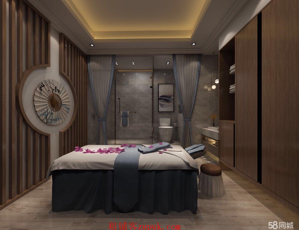 雨花亭万博汇精装美容院优价转让可做美容、养生spa、产康行业