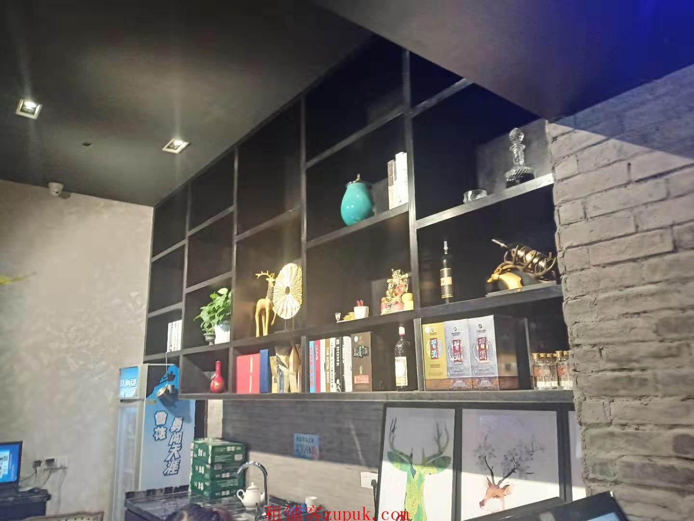 高新区德福中心盈利湘菜馆转让