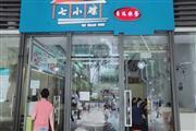 华景路,小吃店门口人超多,生意好做,业态不限