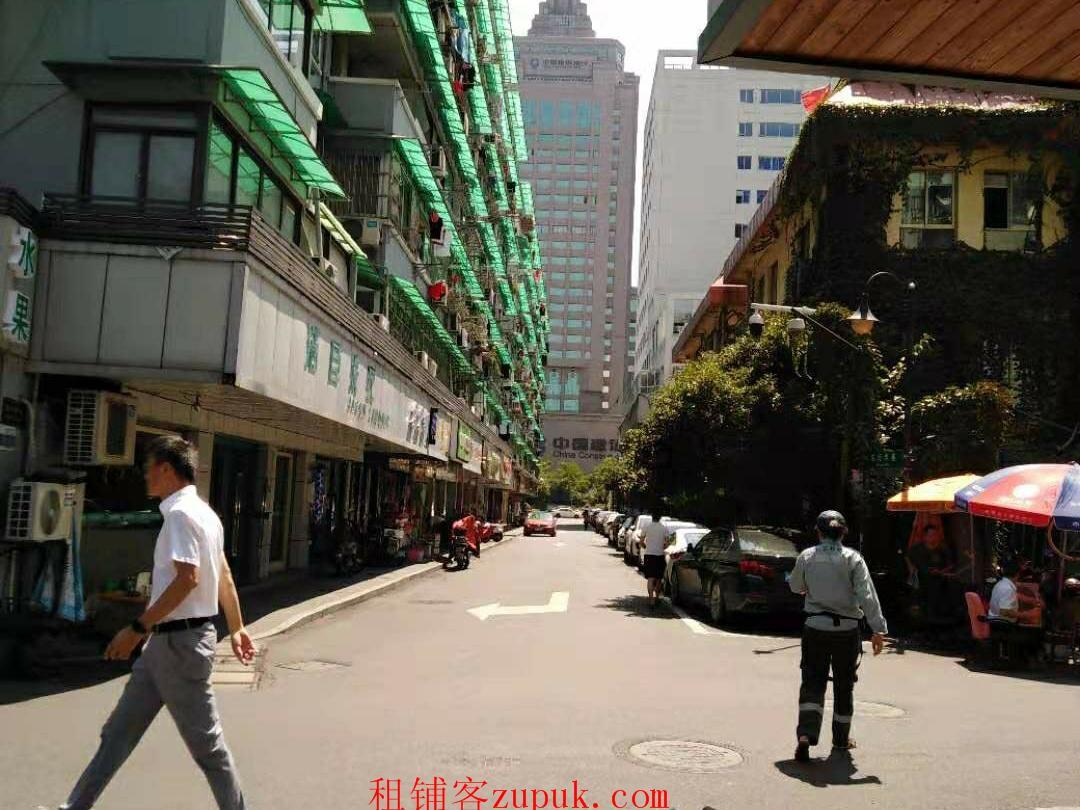 武林银泰对面临街旺铺房东出租