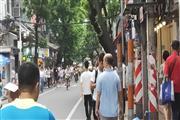 龙口西路,沿街1楼,小吃店门口人超多,生意好做