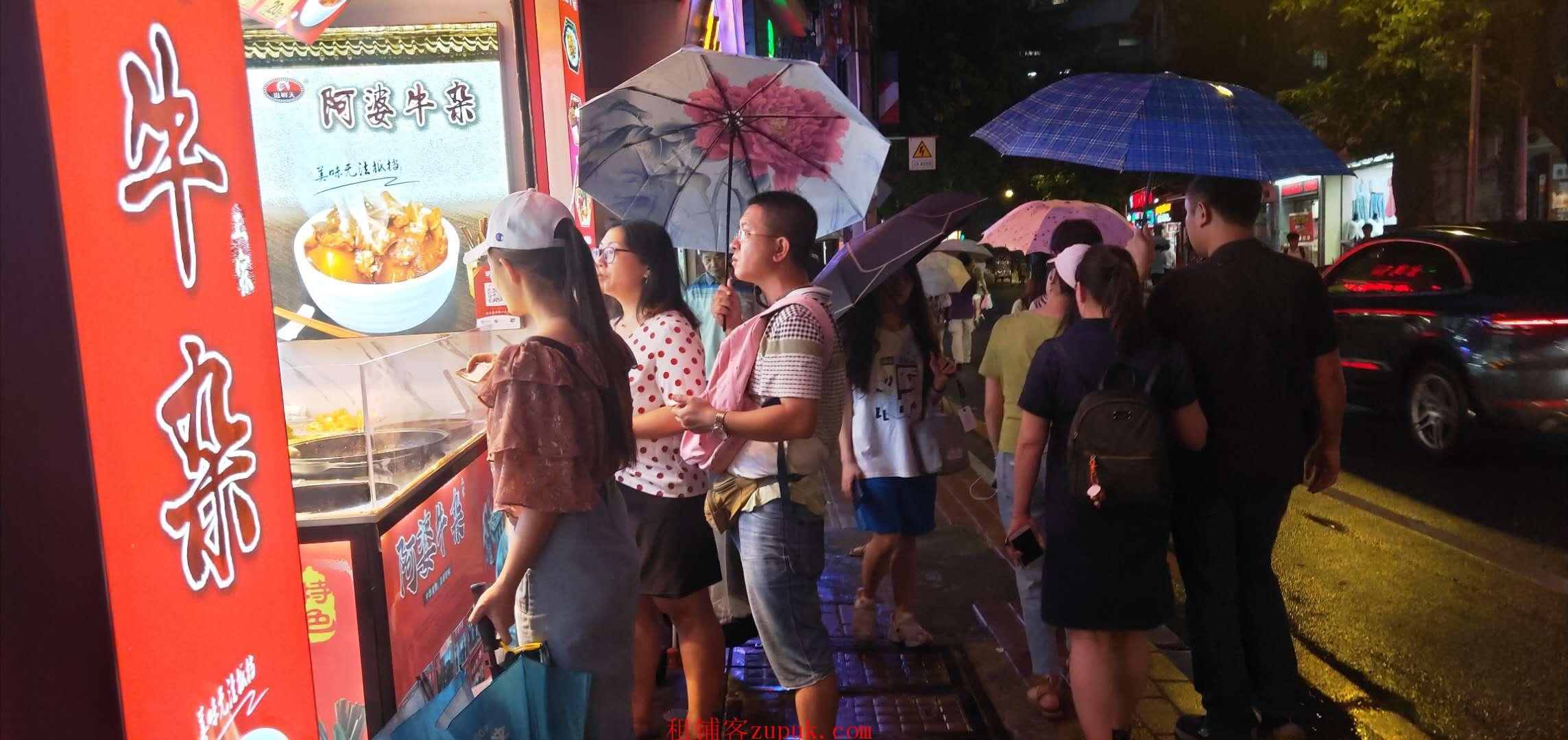 宝岗大道,街1楼小吃店,门口人超多,生意好,业态不限