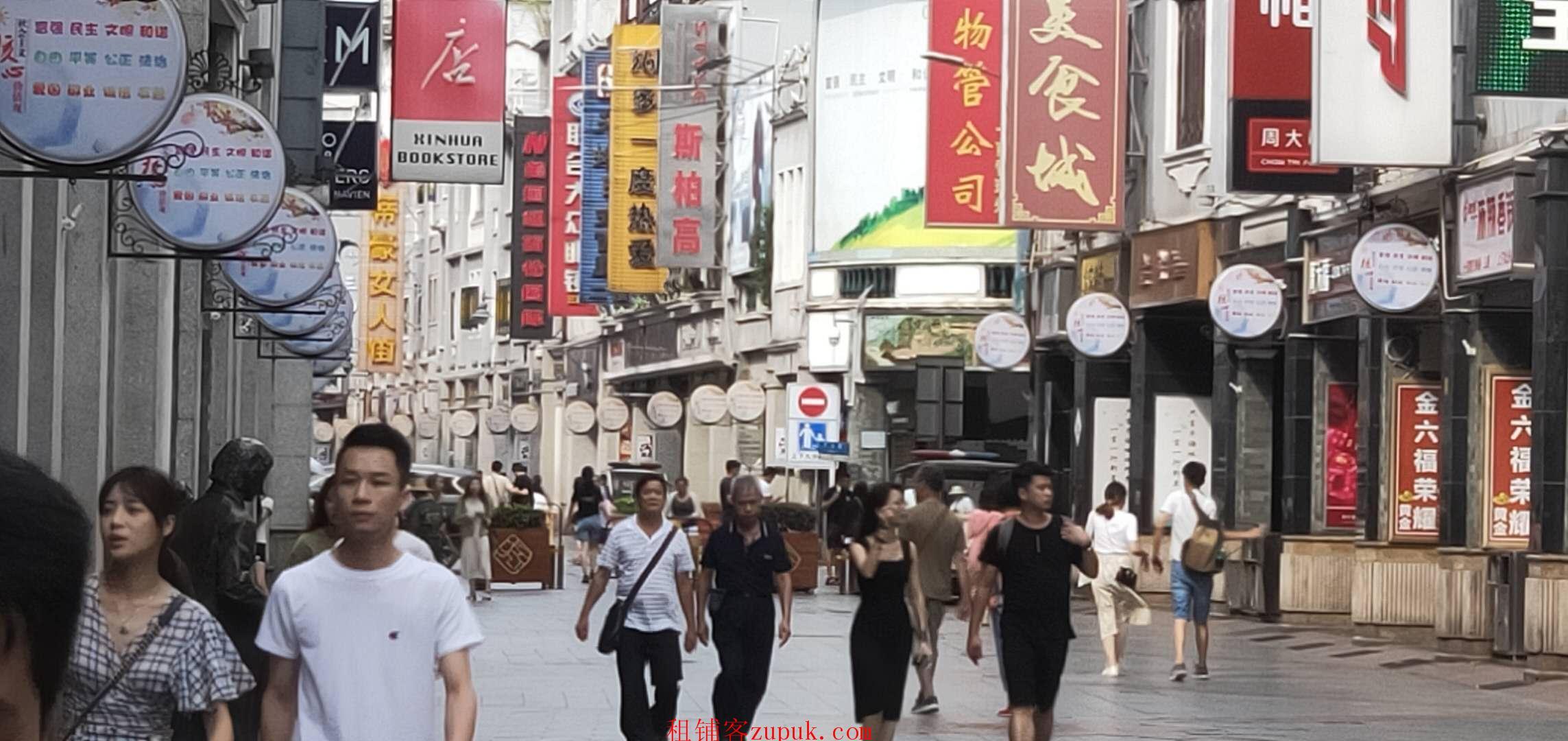 天河区,石牌东路,街1楼门口人超多,档口小吃饭馆店,证照齐全