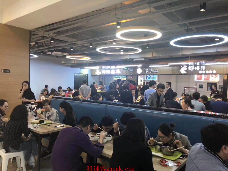 浦东陆家嘴 一楼可餐饮商铺 人流大适合各类特色餐饮
