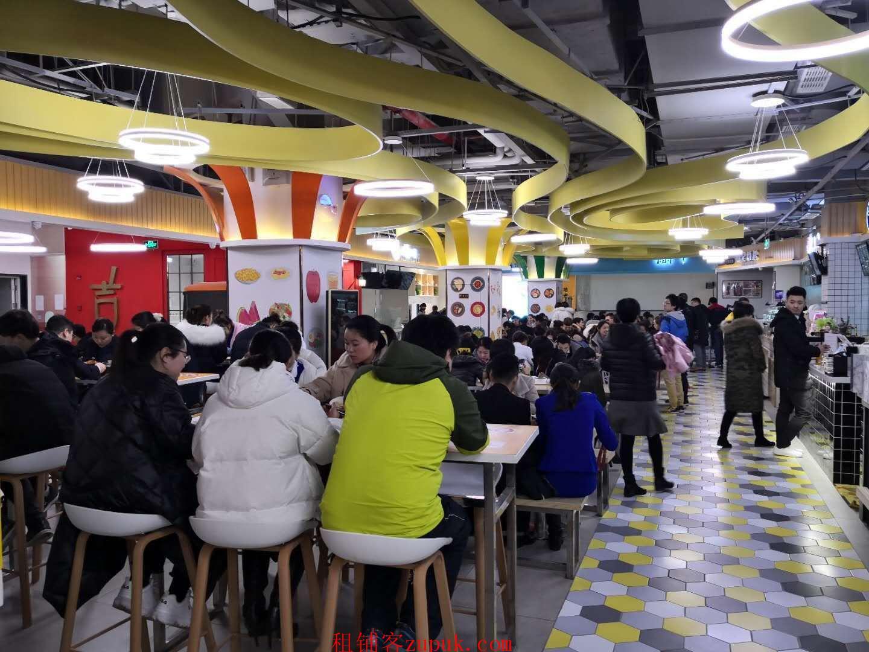 万达广场金街入口 可小吃 随时看房 位置好客流量大